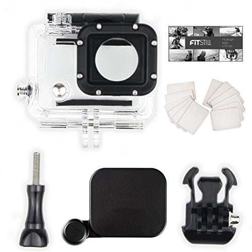 Replacement Dive Housing Case Waterproof Housing for HERO4, HERO3+ and HERO3