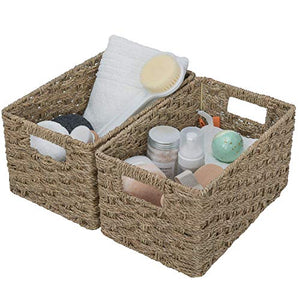 GRANNY SAYS Hand-Woven Storage Baskets
