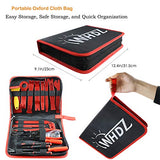 38Pcs Trim Removal Tool Car Panel Tool Radio Removal Tool Kit for Auto Clip Pliers Fastener Remover Pry Tool Kit