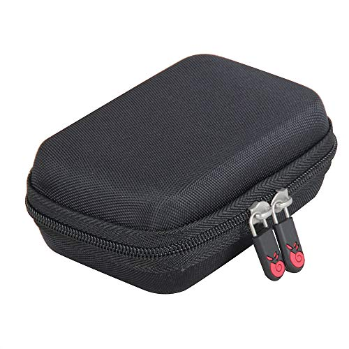 Hard Travel Case for Carson MicroBrite Plus 60x-120x Power LED Lighted Pocket Microscope (Microscope is not Included)