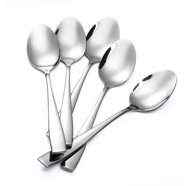 FanBell 12-Piece Stainless Steel Teaspoon,6.7-Inches