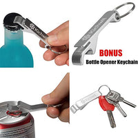 $9.99 Deal of Jar Opener Stainless Steel, Bottle Opener