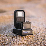Procharge: Triple Charger for GoPro Hero 8, 7, 6, 5, 4 and Smart (WiFi) Remote