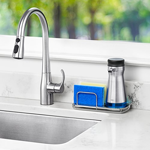 FanBell Good Grips Stainless Steel Sink Organizer