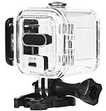 60M Dive Housing Case for GoPro Hero 5 Session Waterproof Diving Protective Shell with Bracket Accessories for Go Pro Hero5 Session & Hero Session