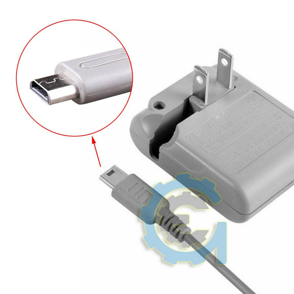 FanBell AC Adapter Home Wall Charger Cable for Nintendo Ds Lite/ DSL/ NDS lite/ NDSL