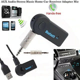 FanBell Wireless Bluetooth Receiver 3.5mm AUX Audio Stereo Music Home Car Adapter TO