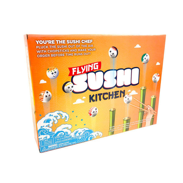 FanBell Flying Sushi Kitchen Game,Multicolor,36.5 x 27 x 9