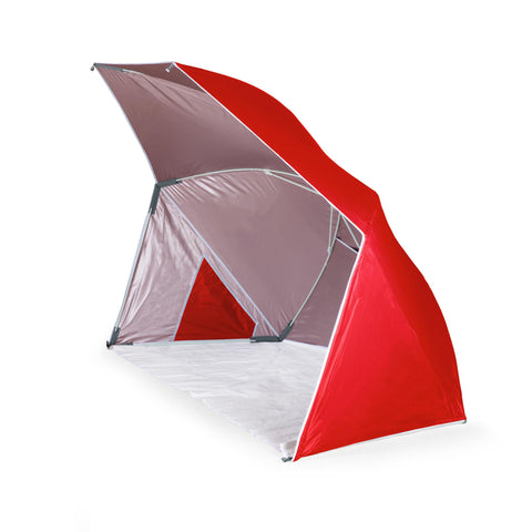 Brolly Beach Umbrella Tent (Red)