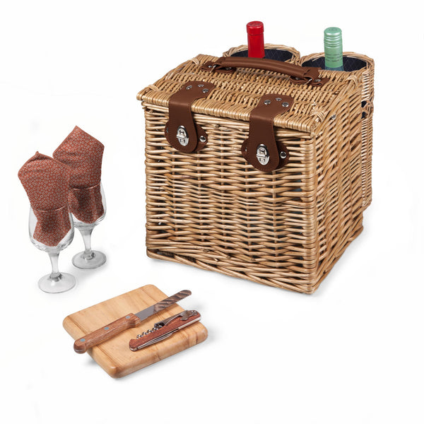 VINO WINE BASKET  Adeline Collection