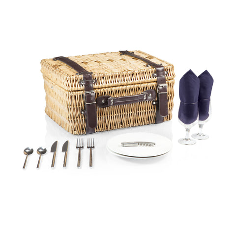 Champion Picnic Basket (Navy Blue)