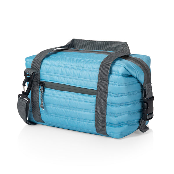 Midday Quilted Washable Insulated Lunch Bag (Sky Blue)