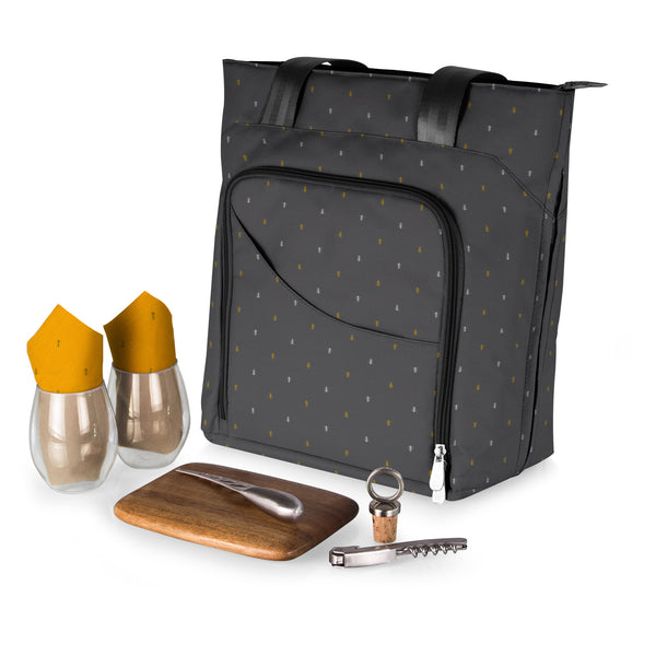 SONOMA WINE AND CHEESE TOTE ANTHOLOGY