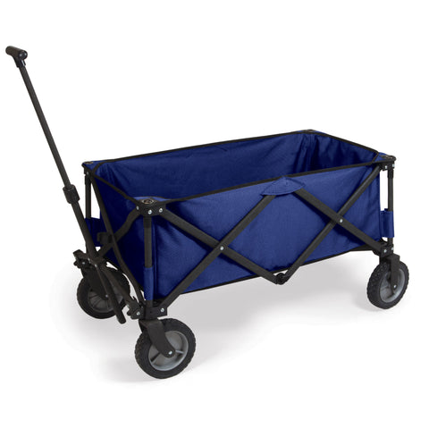 Adventure Wagon Portable Utility Wagon (Navy Blue)