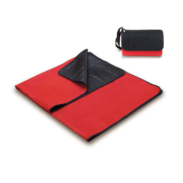 Folding Two-Sided Blanket Tote