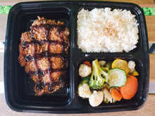 Load image into Gallery viewer, Chicken Rice with Teriyaki Sauce