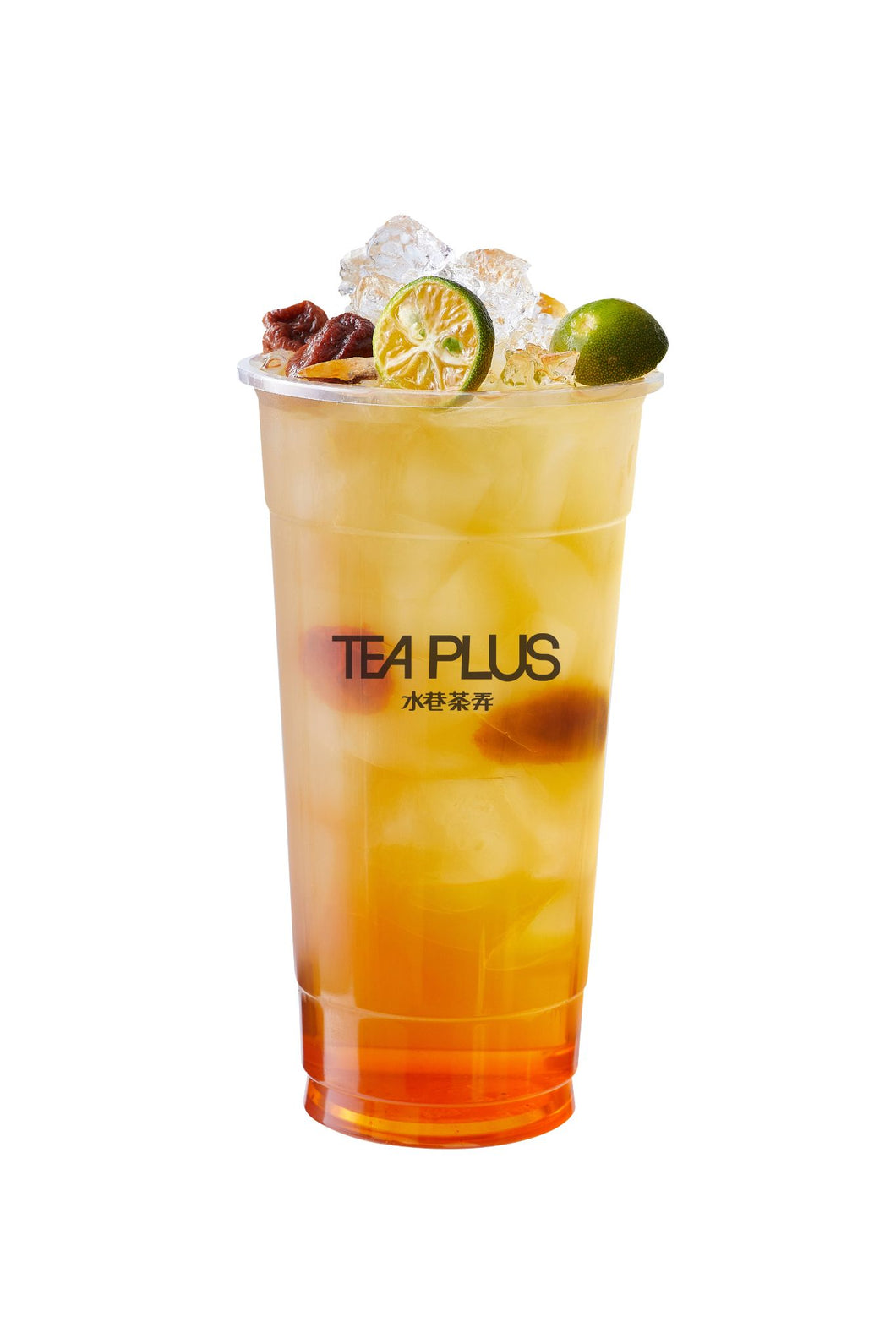 B6. Kumquat Plum Green Tea