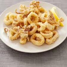 House Special Fried Calamari