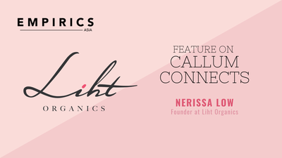 Nerissa Low, Founder at Liht Organics