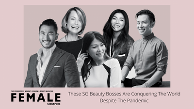 These SG Beauty Bosses Are Conquering The World Despite The Pandemic