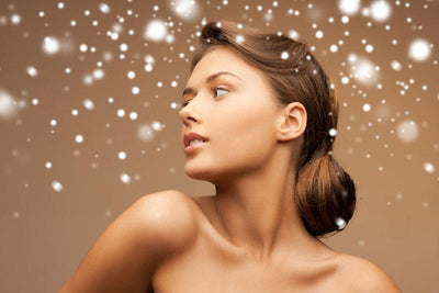 Winter Cake Face: 4 Organic and Natural Makeup Tips to Avoid It!