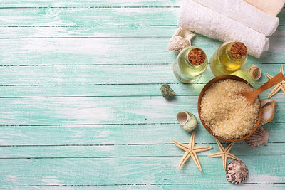 Harvest Vanilla-Infused Benefits in this DIY Scrub