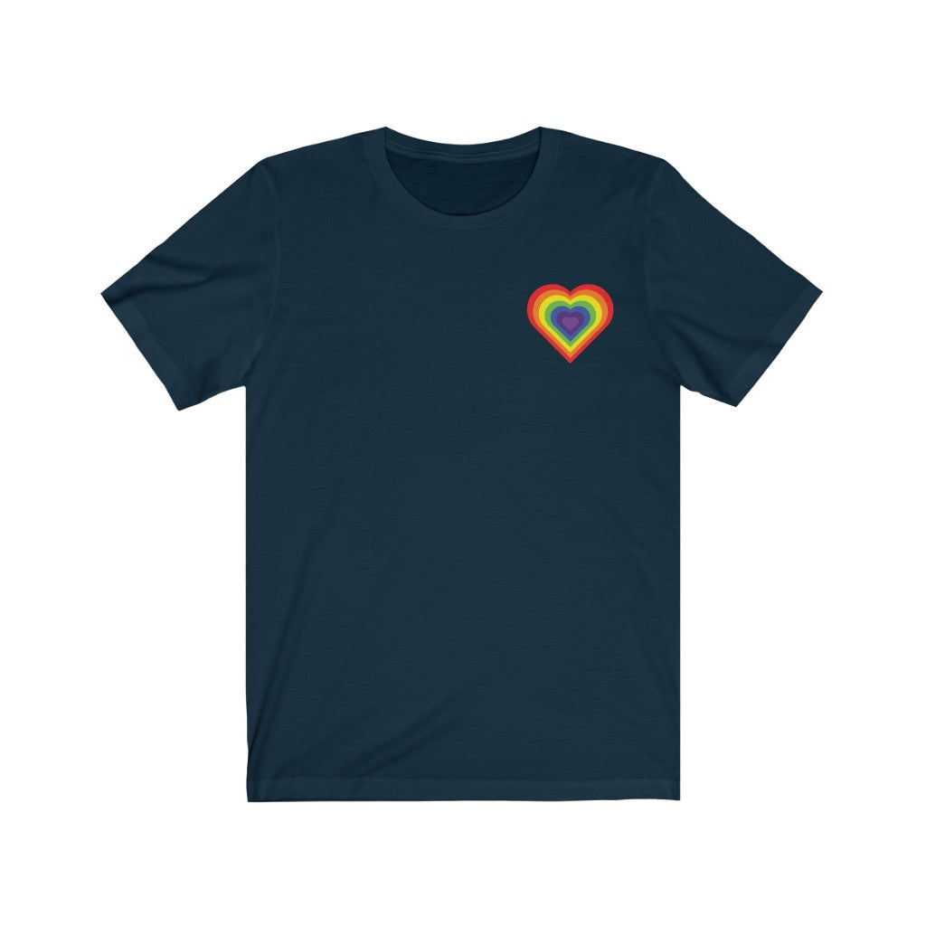 Heart Rainbow - CAUSEWEAR