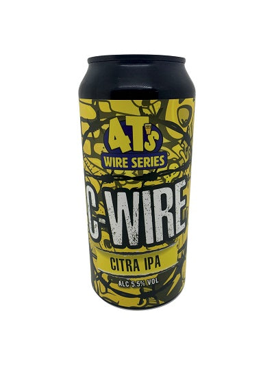 4T's - Wire Series - C-Wire / IPA / 5.5% / 440ml