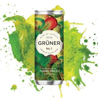 Canned Wine Co - Grüner 2019 / 12% / 250ml