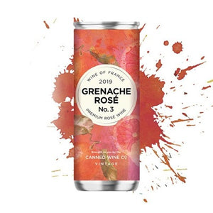 Canned Wine Co - Rose 2019 / 12.5% / 250ml