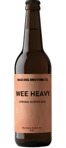 Mad Dog - Wee Heavy / Scotch Ale / 8.3% / 330ml