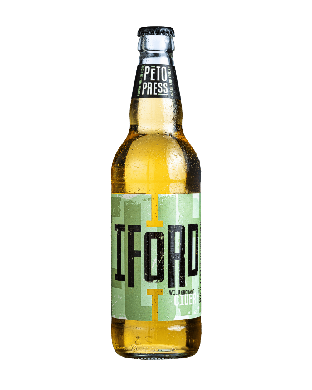 Iford - Peto Press / Cider / 4.7% / 500ml