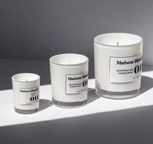 Load image into Gallery viewer, Maison Blanche Large Candle