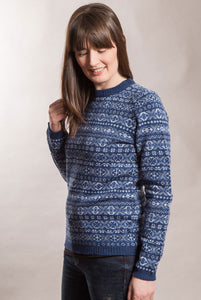 Aunty May Crew Neck Jumper