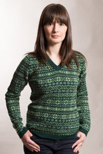 Load image into Gallery viewer, Aunty Mays Jumper V-Neck