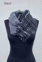 Load image into Gallery viewer, Aunty Mays Fair Isle Snood
