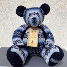 Load image into Gallery viewer, Bertie O' Mousa - Large Burra Bear