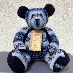 Bertie O' Mousa - Large Burra Bear