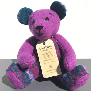 Betty o Scarvister- Small Burra Bear