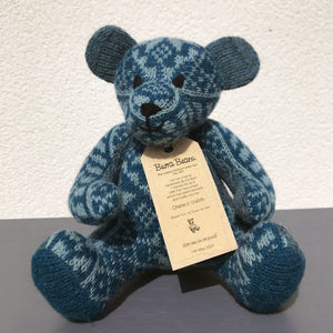 Charlie O' Urafirth - Small Burra Bear