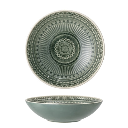 Medium Bowl - Rani, Green