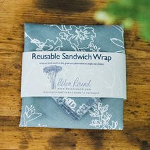 Load image into Gallery viewer, Helen Round Reusable Sandwich Wrap