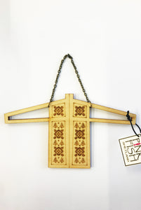PF Jumper Board Hanging Decoration