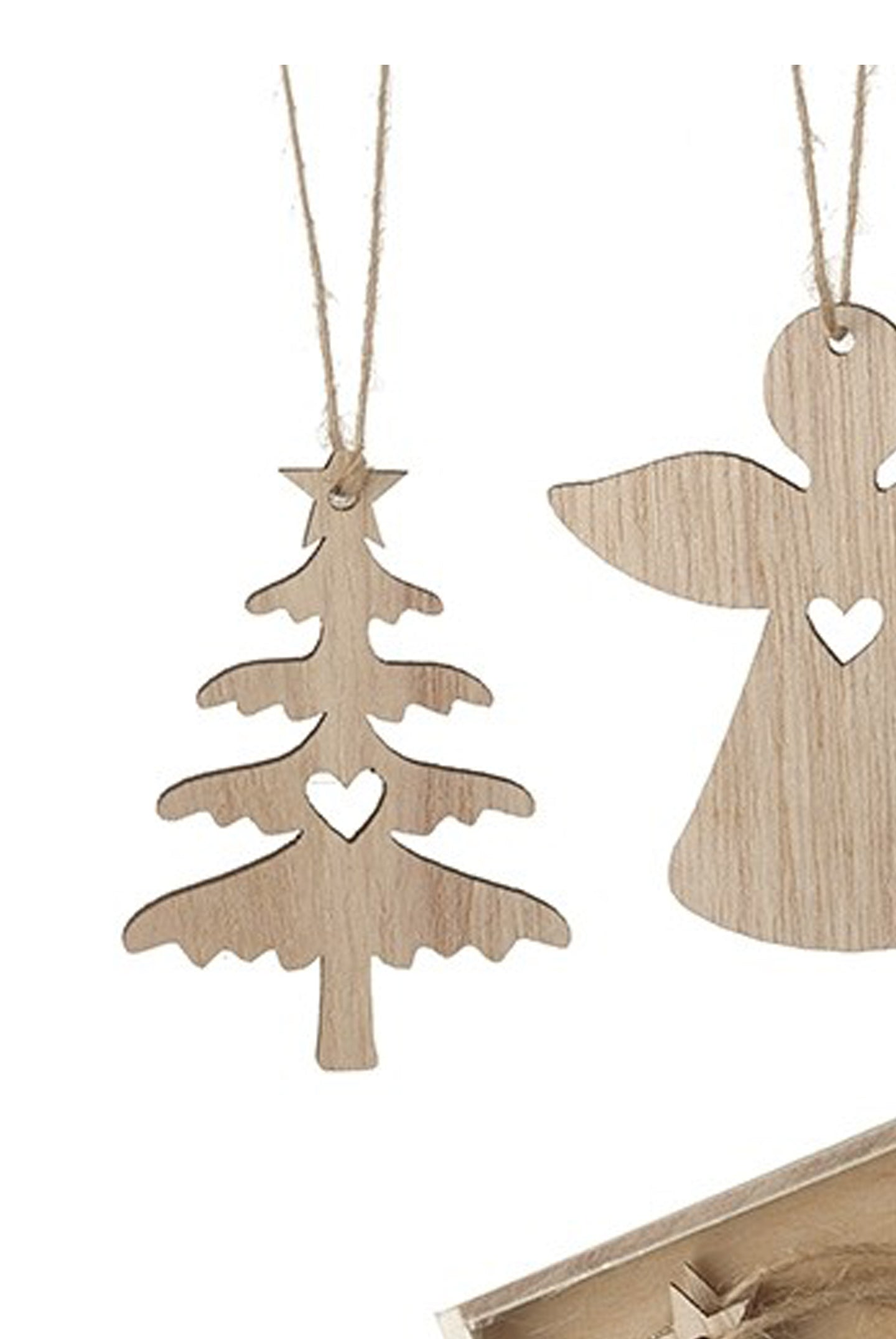 HS Tree Wooden Decoration