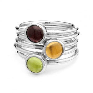 Alison Moore Autumn Stacking Ring
