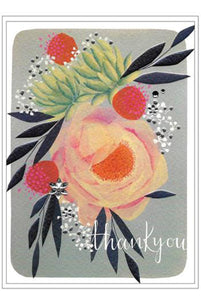 CA Claire Picard Thank You Card