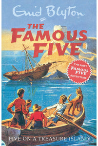 Five on a Treasure Island Enid Blyton