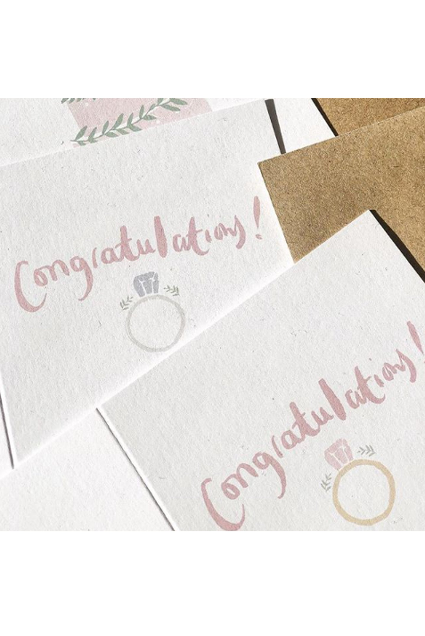 LN Congratulations Card