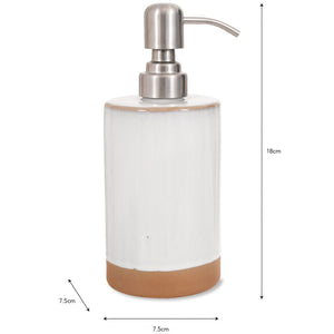 GT Vathy Soap Pump - Ceramic