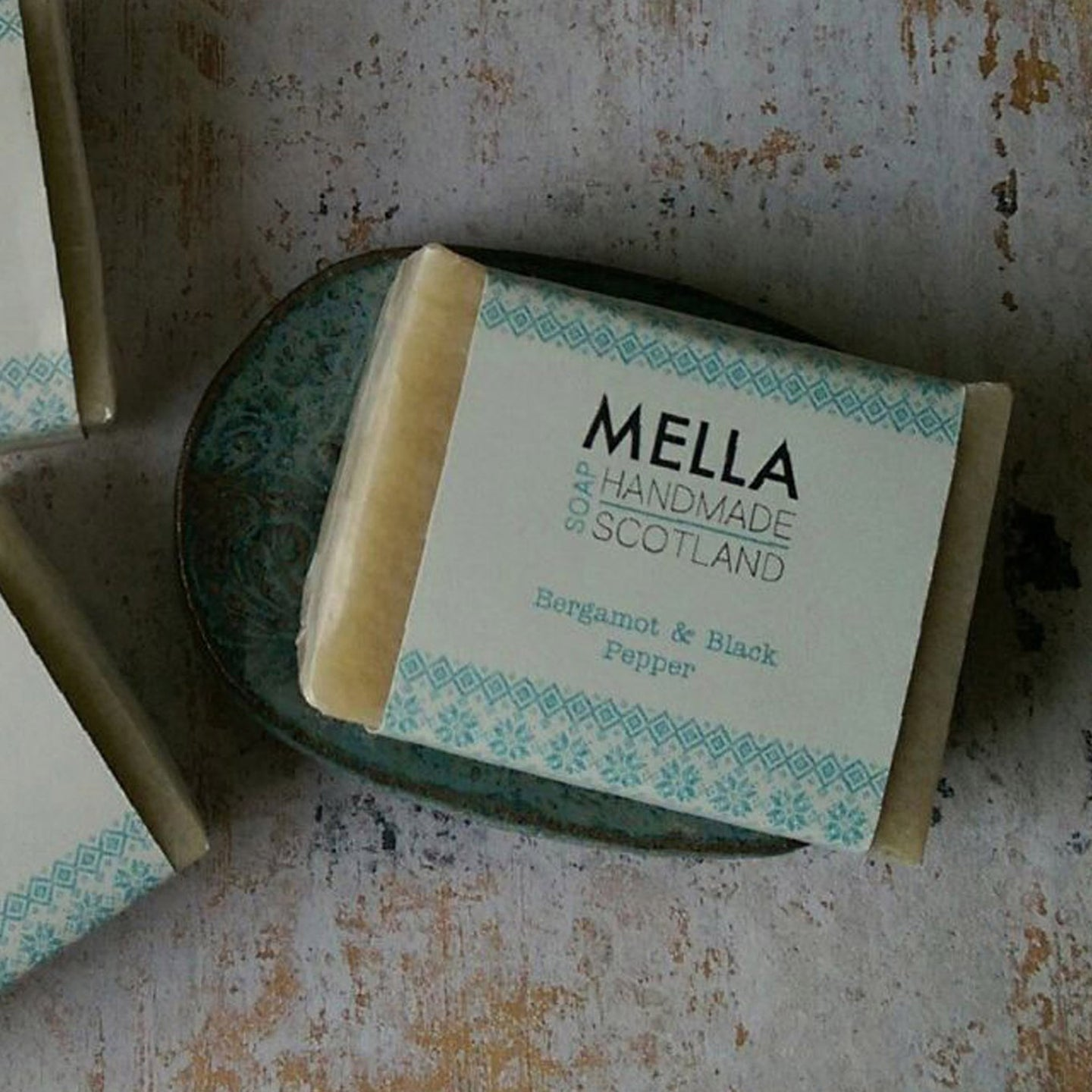 Mella - Bergamot & Black Pepper